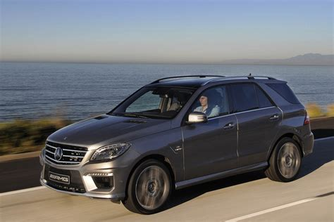 mercedes ml amg review evo
