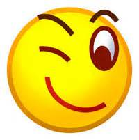 winking face clipart free download best winking face wink face clipart best
