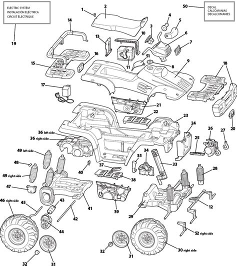 polaris sportsman 700 parts diagram peg perego polaris sportsman 700 parts
