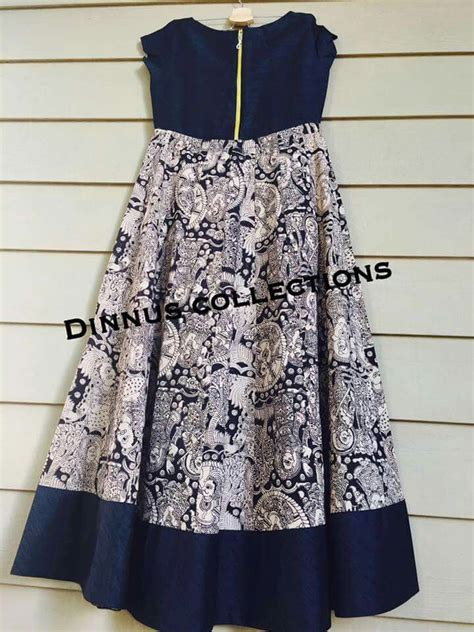 Maxi Dress Anak Longdress Anak Dress Natal Dress Vero 27 best kalamkari tops images on indian designer wear kalamkari dresses and india