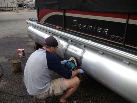 paint thinner aluminum boat polish your tubes how to bring new life to your toon