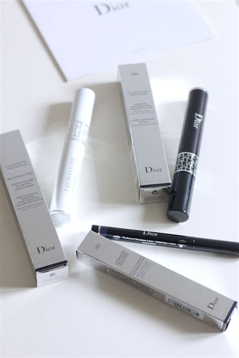 Diorshow Backstage Mascara Expert Review by Luminnej Malaysian Lifestyle Lifestyle