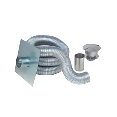 Chimney Liner Kit - z flex 6 in x 35 ft gas aluminum chimney liner kit