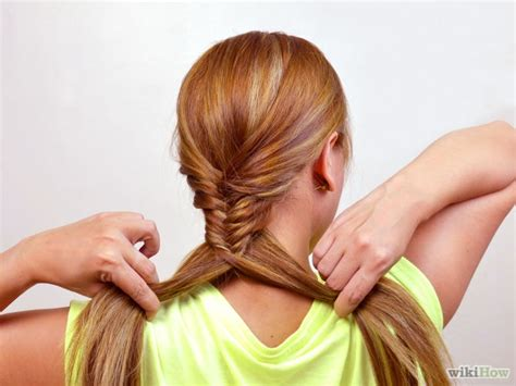 fancy braids wiki how how to do a fishtail braid step by step style arena
