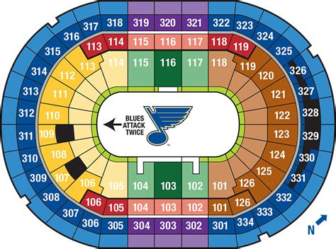 scottrade center seating rows scottrade seating chart scottrade center basketball