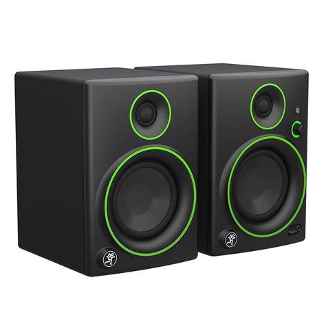 Speaker Passive Studio Monitor Mackie Cr 4 Harga Set mackie cr4bt active studio monitors with bluetooth pair