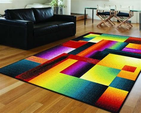 colorful rugs cheap area rug ideas