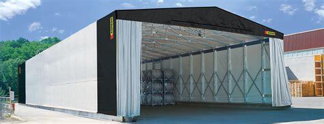 capannoni retrattili usati kopron capannoni mobili industriali soluzioni qualit 224