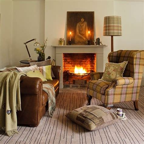 Livingroom Decorating winter decorating photo galleries country and interiors