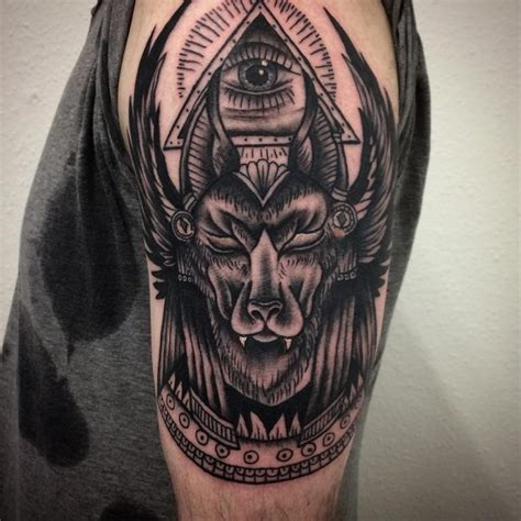 85 incredible anubis tattoo designs an egyptian symbol