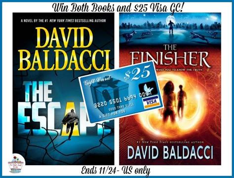 best baldacci books new books from david baldacci and a visa gift card giveaway