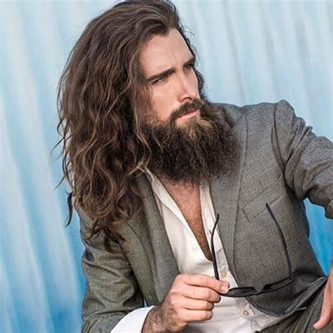 curly hairstyles receding hairline 50 smooth wavy hairstyles for men men hairstyles world