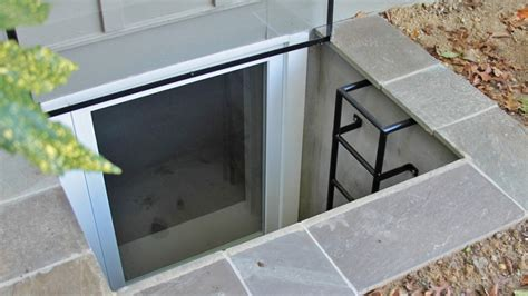 How Much Does An Egress Window Cost Egress Window Basement Windows Cost