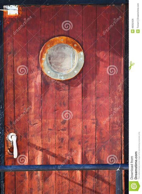 picture   ship door    window stock photo