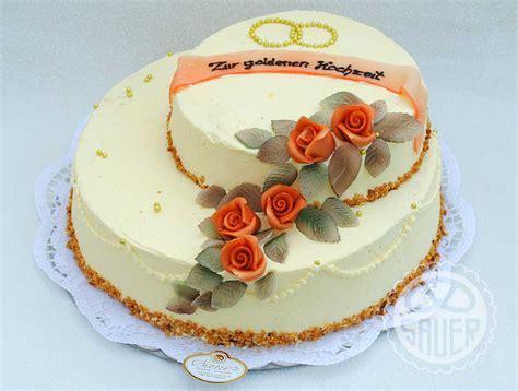 Hochzeitstorte 50 Hochzeitstag by Unsere Sahnest 252 Cke Hochzeitstorten