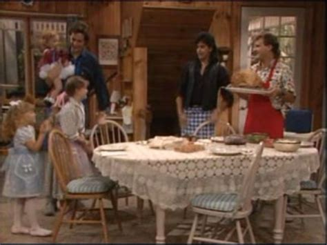 full house the house meets the mouse part 1 the miracle of thanksgiving full house fandom powered by wikia