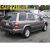 2001 Nissan Pathfinder 5190 Sold