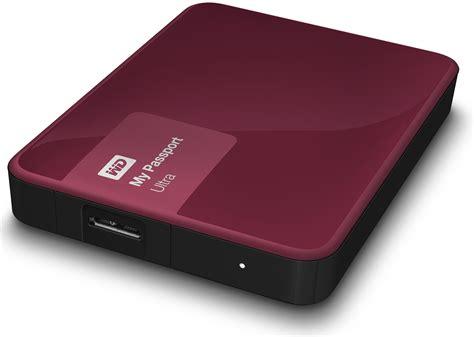 Wd My Passport Ultra New 1tb Hdd Hd Hardisk Harddisk External 2 5 western digital expands my passport external usb 3 0