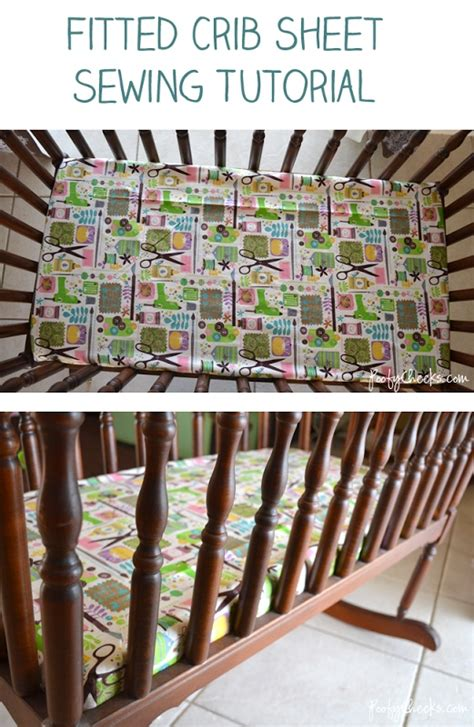 Mini Crib Sheet Tutorial by How To Make A Baby Cradle Mattress Woodworking Projects