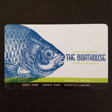 50 boathouse restaurant gift card 1 love like that - Boathouse Gift Card