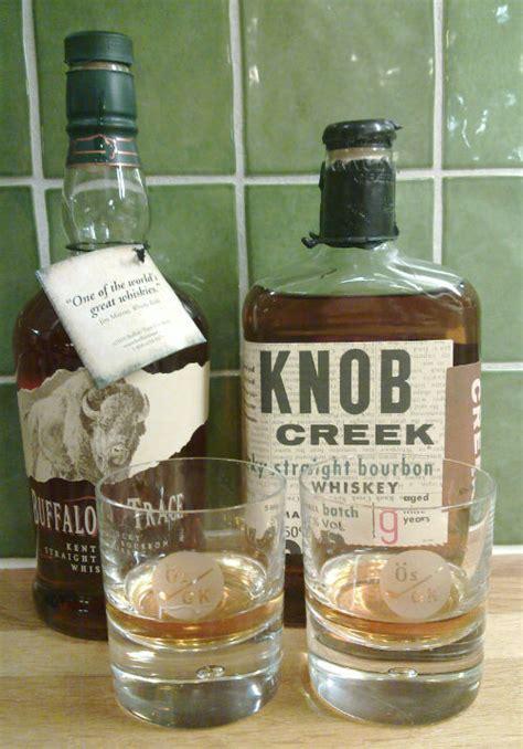 Knob Creek Vs Maker S by Bourbonprovning 2 Berka Se