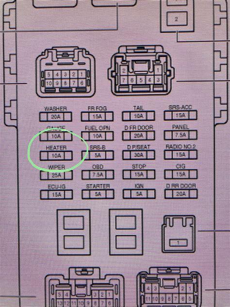 fuse box   lexu gs wiring diagram