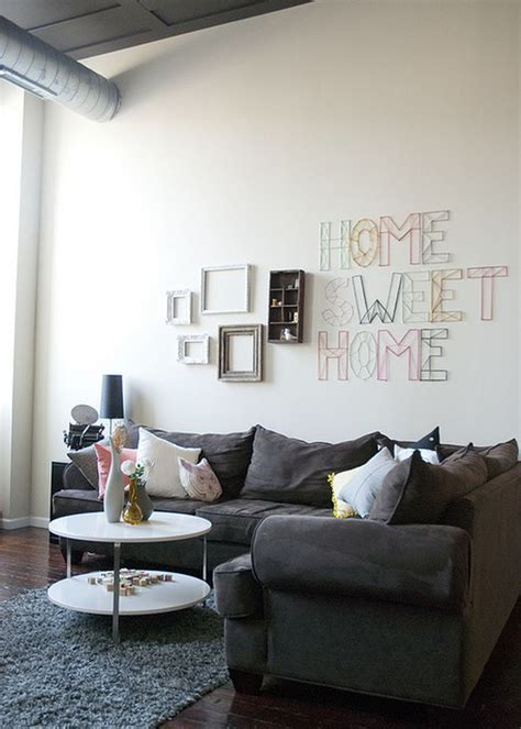 diy wall art from yarn nails 28 diy thread and nails string art projects that will