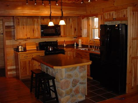 Rustic Kitchen Cabinets Cabin Interior Design Cabinets Home Design And Decor Reviews