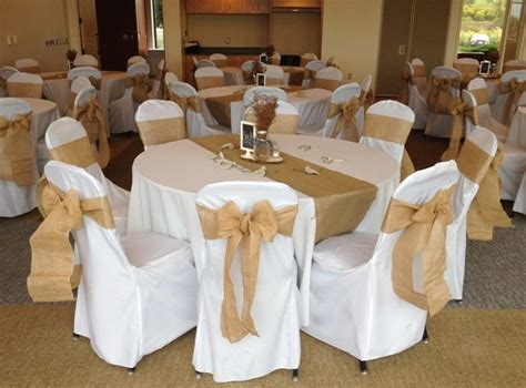 white table covers weddings 25 best chair cover rentals trending ideas on