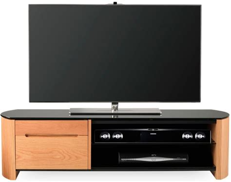 light oak tv cabinet buy alphason finewood light oak tv cabinet fw1350cb