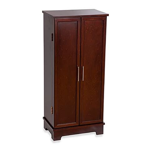 bed bath and beyond jewelry armoire mele co lynwood jewelry armoire bed bath beyond