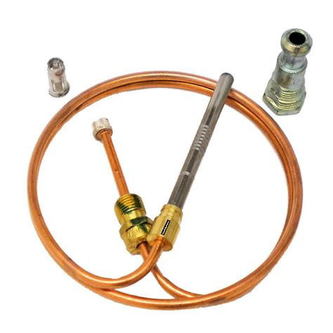 24 quot replacement thermocouple for gas furnaces ebay
