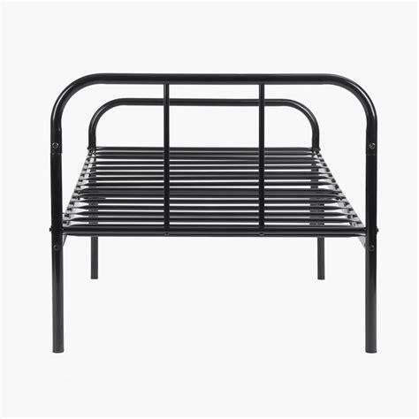 bed frame foundation platform metal bed frame foundation headboard furniture
