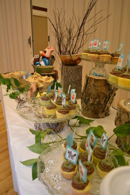 woodland baby shower ideas talented terrace woodland baby shower