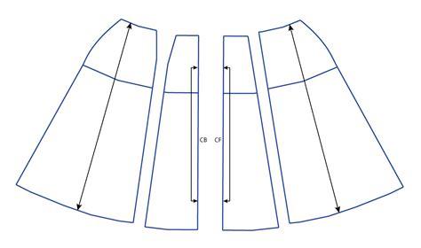 free pattern gored skirt image gallery 6 gore skirt