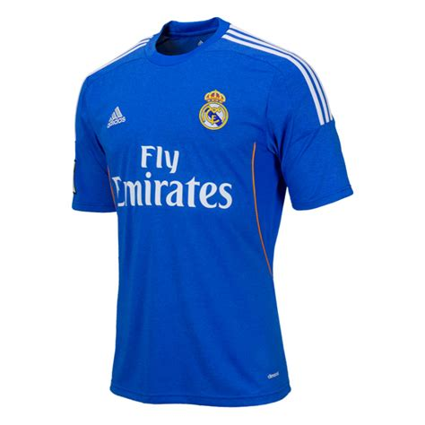 Jersey Real Madrid 3rd 1214 real madrid away 13 14 jersey hooked on soccer