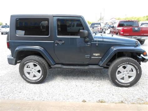 automobile air conditioning service 2008 jeep wrangler interior lighting find used 2008 jeep wrangler sahara sport utility 2 door 3 8l in mansura louisiana united