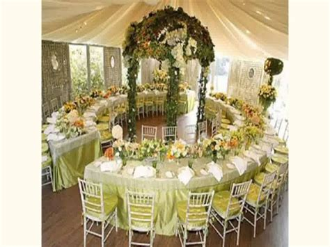 Rent Wedding Decor by The Stylish Church Wedding Decorations Rentals For Your
