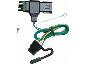 draw tite t connector trailer wiring harnesses wiring harness