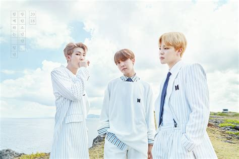 bts season greeting 2018 bts drops group and individual teasers for 2018 season s