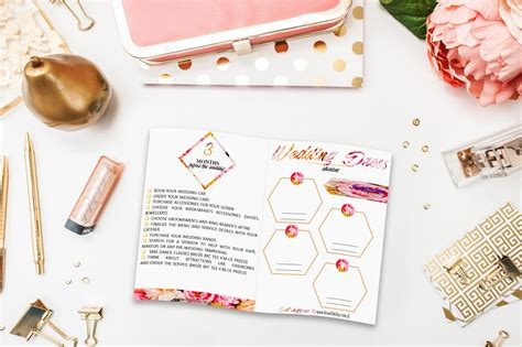 Wedding Planner Information by Printable 170 Page Totally Free Wedding Planner For 2016