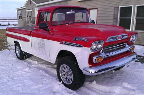 1959 chevrolet apache custom 152163