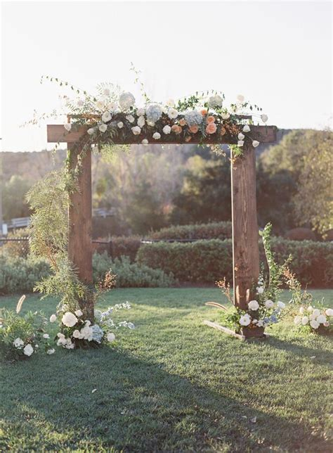 Wedding Ceremony Arbor by 1667 Best Images About Wedding Backdrops On
