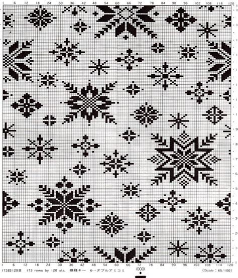 snowflake pattern knitting chart 1000 ideas about fair isle chart on pinterest fair