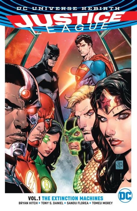 Justice League Tp Vol 2 Outbreak Rebirth Jan170380 3 awesome justice league starting points for binge readers