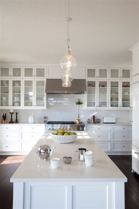 upper kitchen cabinets with glass double stacked kitchen cabinets design ideas