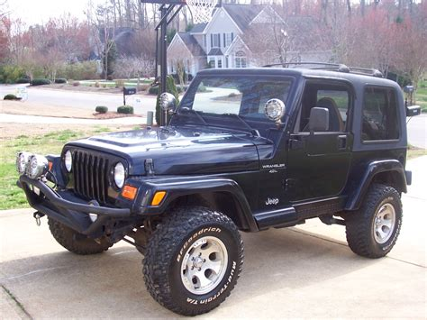 2000 Jeep Tj 2000 Jeep Wrangler Exterior Pictures Cargurus