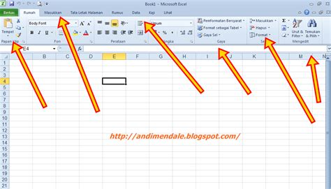 tutorial microsoft excel indonesia blog archives buysrevizion