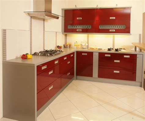 simple kitchen cabinet pictures of red kitchen cabinets kitchen design best