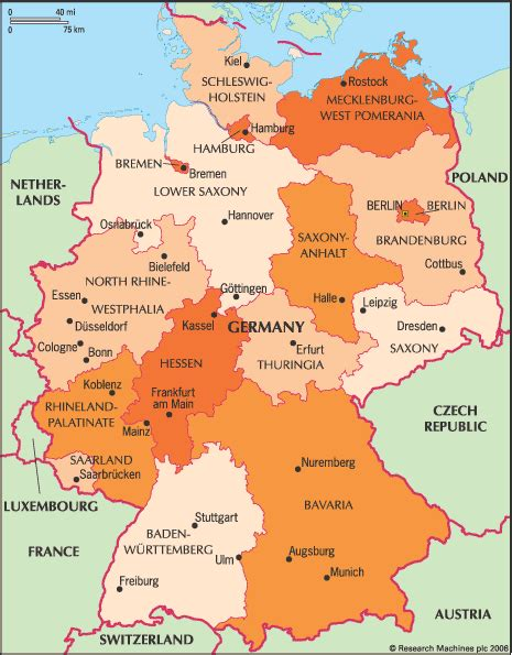 what does in german climate germany and climate change